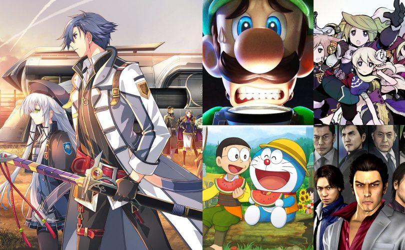 Videogiochi giapponesi in uscita: ottobre 2019