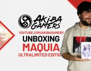 VIDEO – MAQUIA Ultralimited Edition UNBOXING