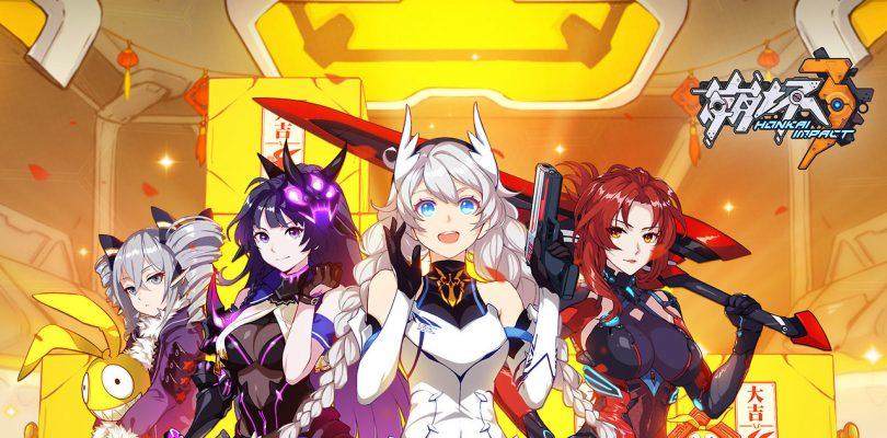 Honkai Impact 3rd per PC sarà giocabile all'EGX Berlin 2019