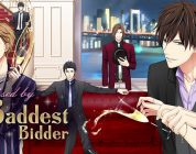 La visual novel otome Kissed by the Baddest Bidder arriverà su Switch quest'anno