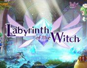 Labyrinth of the Witch verrà rilasciato su Nintendo Switch in Giappone