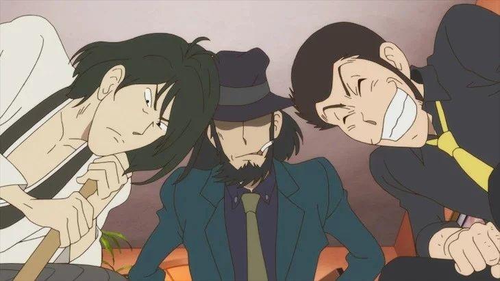 Lupin III: Prisoner of the Past