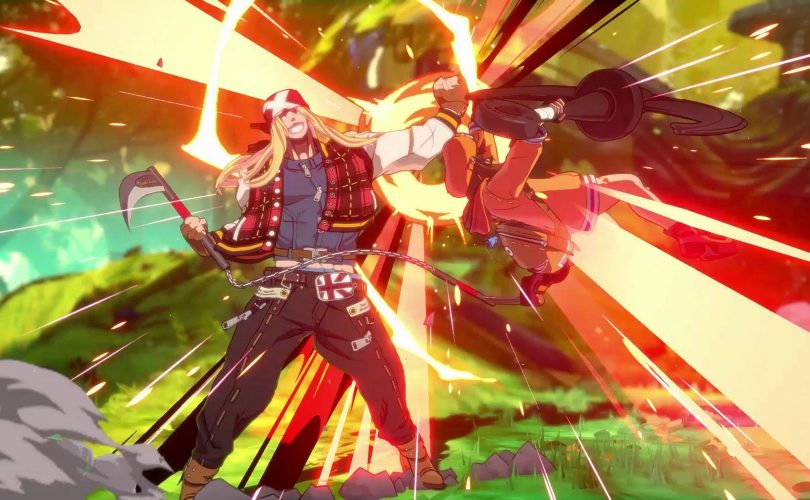 New GUILTY GEAR: Axl Low