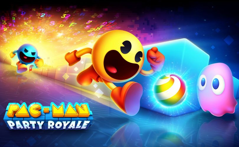 PAC-MAN PARTY ROYALE è disponibile su Apple Arcade