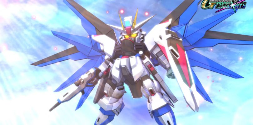 SD Gundam Generation Cross Rays