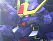 SD Gundam G Generation Cross Rays: un trailer per il Sisquiede (Titans Color)