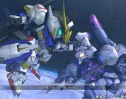SD Gundam G Generation Cross Rays: trailer e nuove immagini da BANDAI NAMCO Entertainment