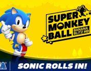 Sonic si unisce al cast di Super Monkey Ball: Banana Blitz HD