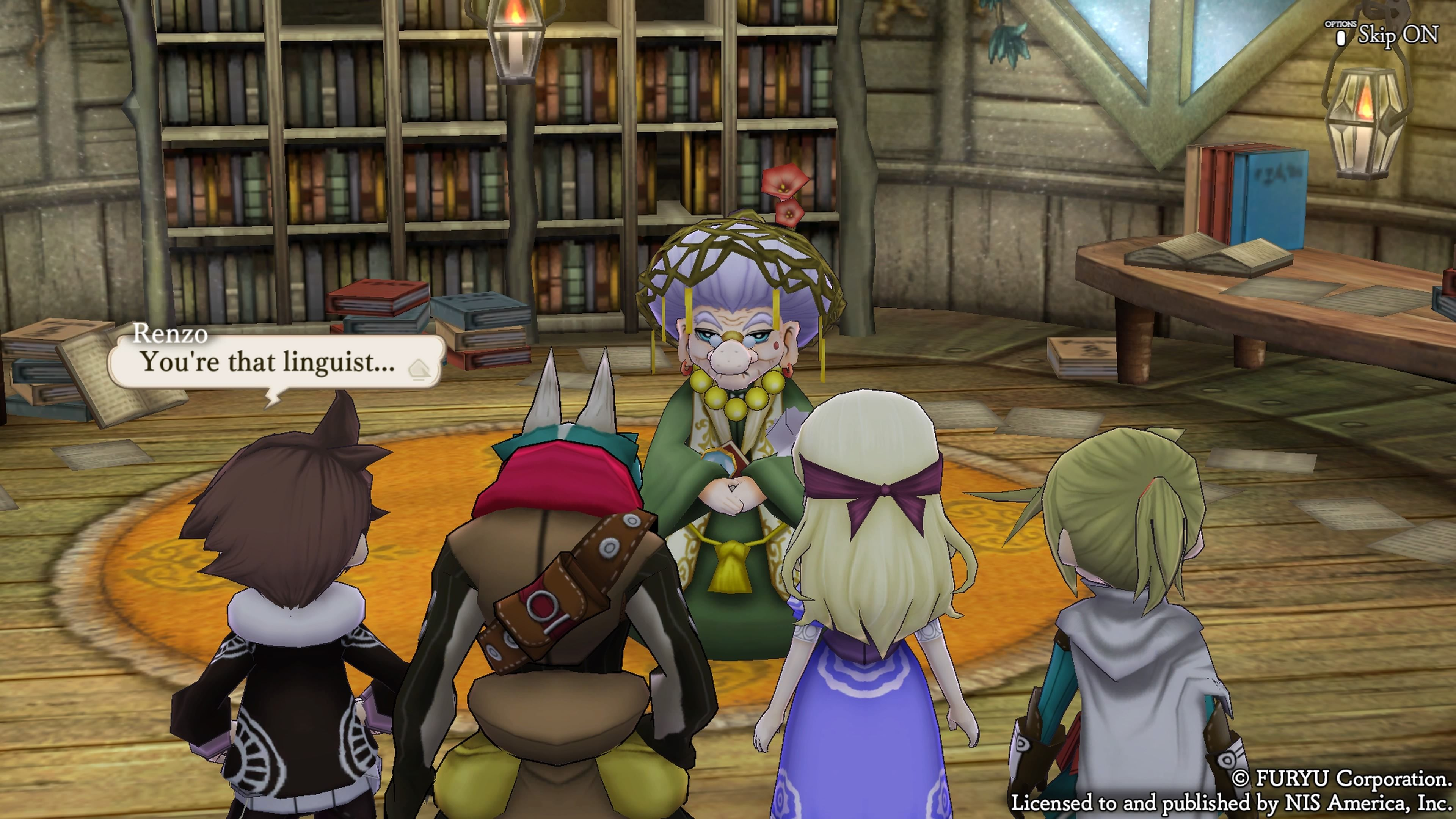 THE ALLIANCE ALIVE HD Remastered - Recensione
