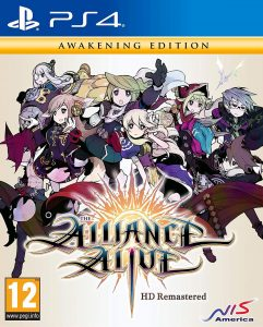 THE ALLIANCE ALIVE HD Remastered - Recensione