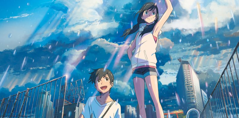 WEATHERING WITH YOU – Recensione del film di Makoto Shinkai