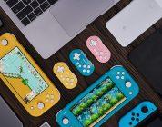 8BitDo presenta i suoi nuovi (e piccolissimi) controller compatibili con Nintendo Switch