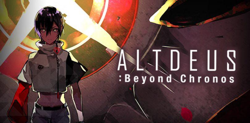 Altdeus: Beyond Chronos – pubblicato il primo teaser trailer