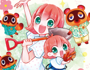 Animal Crossing diventa un manga