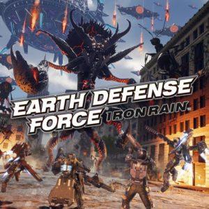 EARTH DEFENSE FORCE: IRON RAIN - Recensione