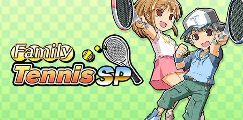 Family Tennis SP uscirà su Nintendo Switch il 28 novembre
