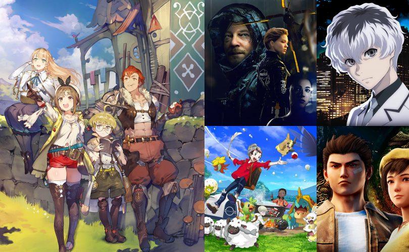Videogiochi giapponesi in uscita: novembre 2019