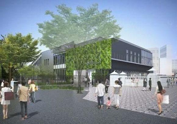 Harajuku Station 2021 (progetto)