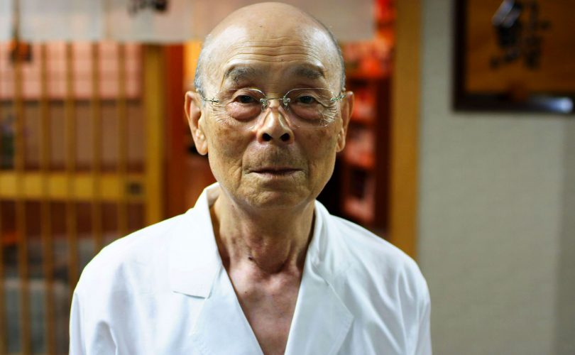 Jirō Ono perde le sue tre stelle Michelin