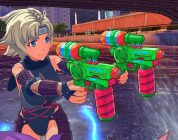 Kandagawa JET GIRLS: video di gameplay per Yumi e Asuka