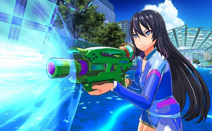 Kandagawa JET GIRLS: un nuovo video di gameplay