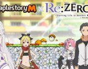 MapleStory M: annunciato il cross-over con Re:ZERO