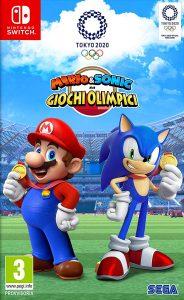 Mario & Sonic ai Giochi Olimpici di Tokyo 2020 - Recensione