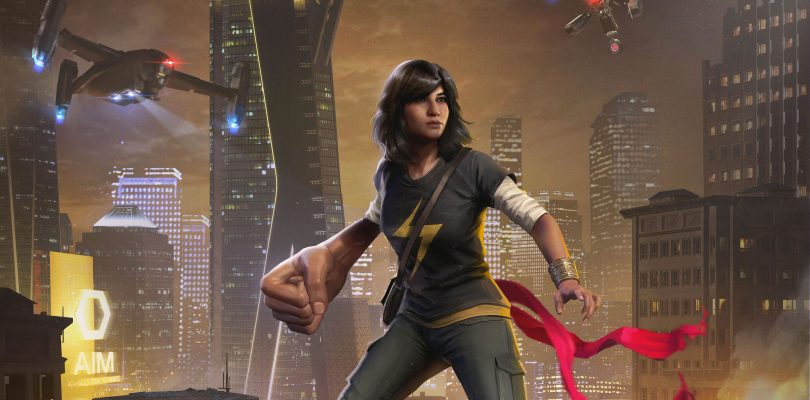 Marvel's Avengers: incontro con Scot Amos di Crystal Dynamics