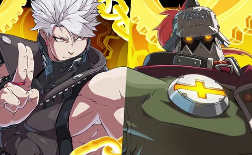 New GUILTY GEAR: presentati Chipp Zanuff e Potemkin
