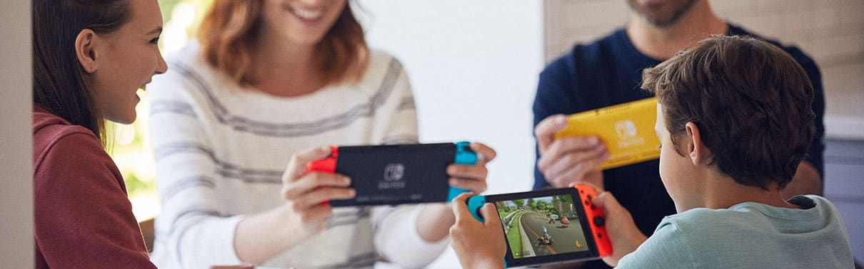 Switch gaming