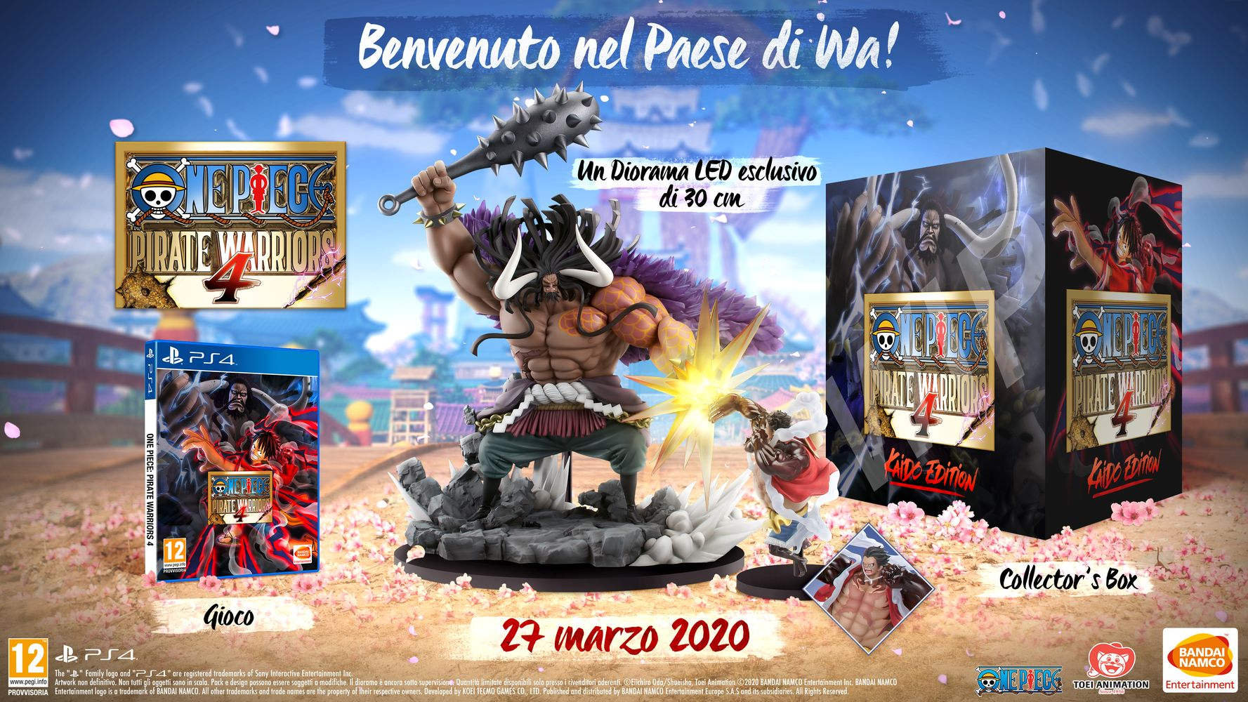 ONE PIECE: PIRATE WARRIORS 4 - Kaido Edition