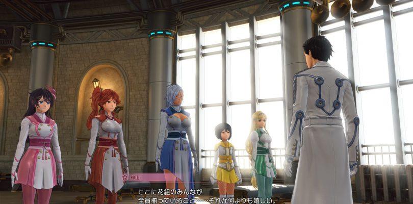 Project Sakura Wars: un video ci mostra la prima ora di gioco