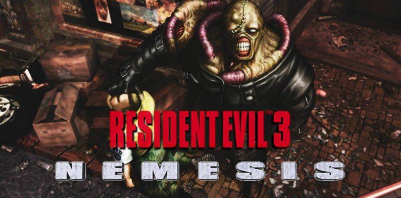 CAPCOM sta lavorando un remake di RESIDENT EVIL 3?