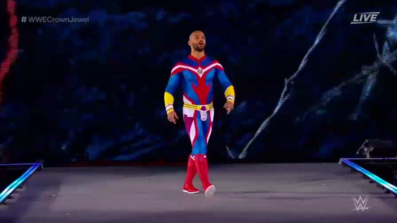 WWE PLUS ULTRA! Ricochet omaggia My Hero Academia
