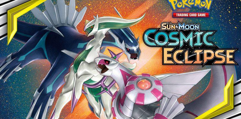 Pokémon GCC: arriva l'espansione Sole e Luna - Eclissi Cosmica