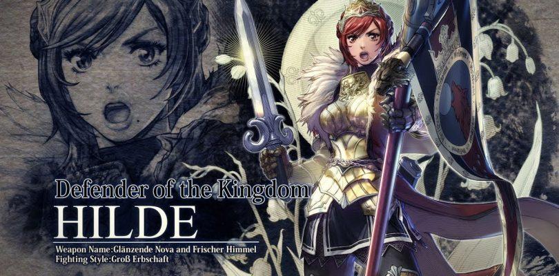 SOULCALIBUR VI: Hilde annunciata come nuovo personaggio DLC