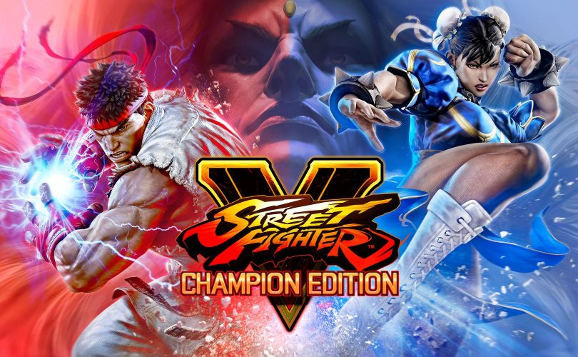 STREET FIGHTER V: Champion Edition è disponibile per una prova gratuita