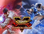STREET FIGHTER V: Champion Edition annunciato per PS4 e PC