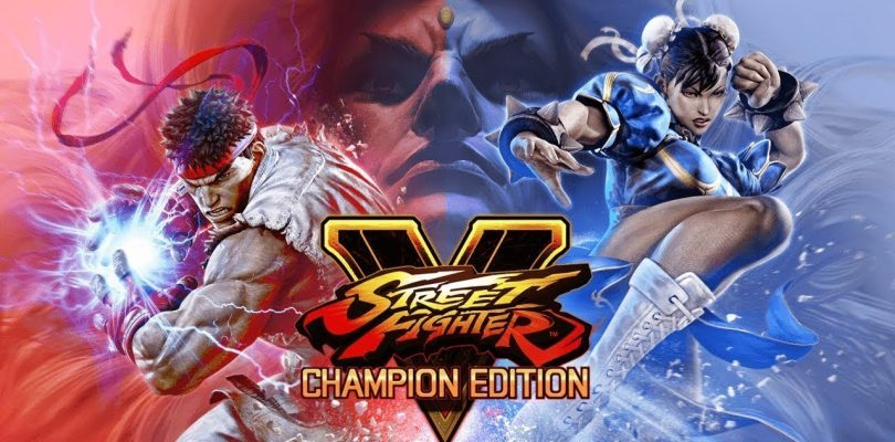 STREET FIGHTER V: Champion Edition annunciato per PS4 e PC