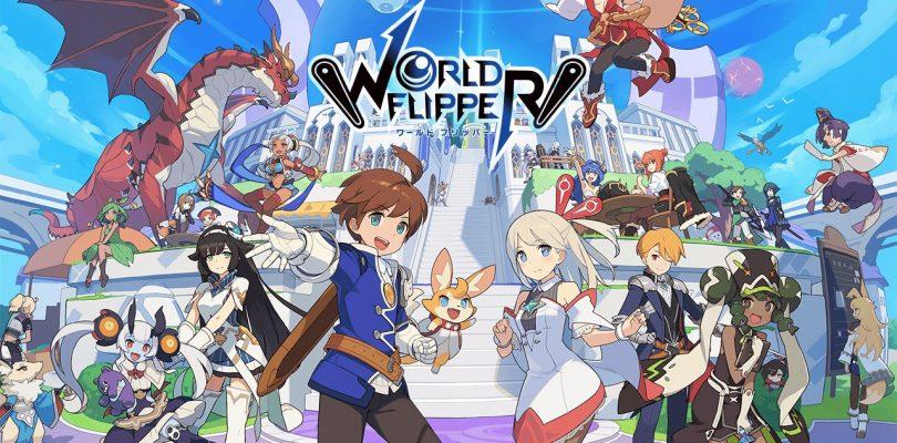 Cygames e Citail annunciano World Flipper per smartphone in Giappone