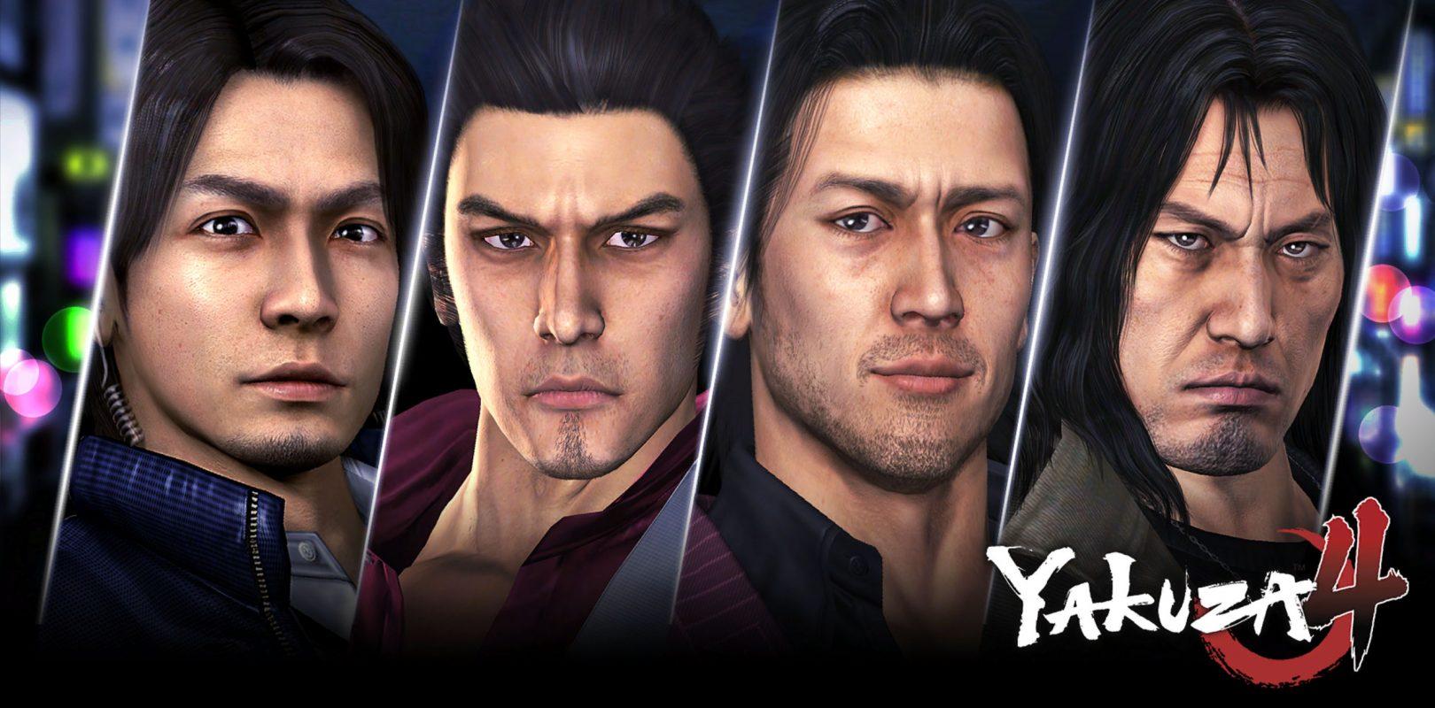 Yakuza 5 incontri