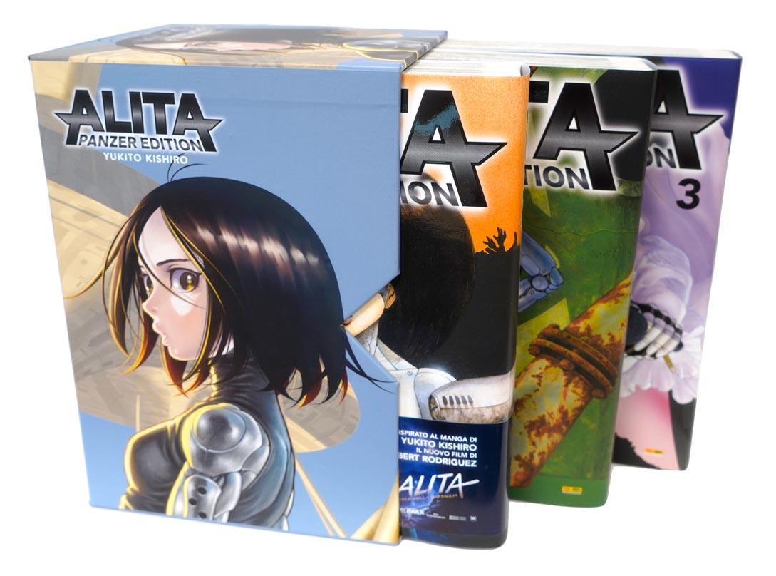 Alita - Panzer Edition