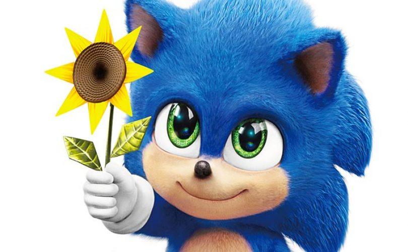 SONIC – Il Film, un trailer ci mostra Baby Sonic