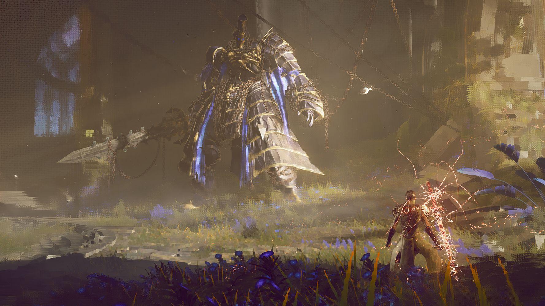 BABYLON'S FALL: il primo video di gameplay
