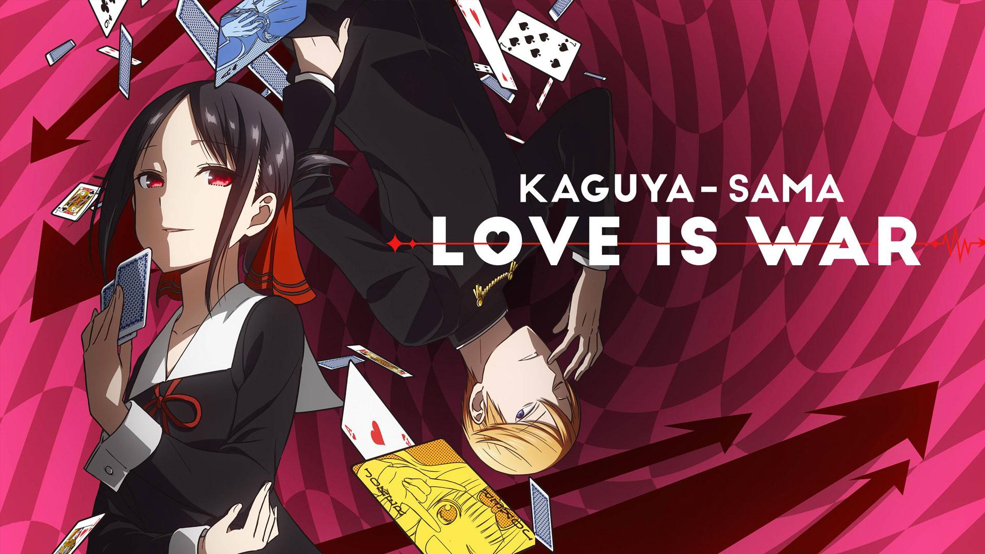 Kaguya-sama wa kokurasetai