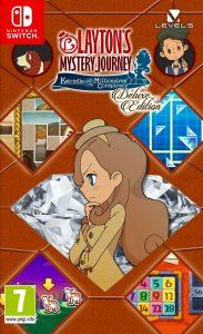 LAYTON'S MYSTERY JOURNEY: Katrielle e il Complotto dei Milionari - Edizione Deluxe - Recensione