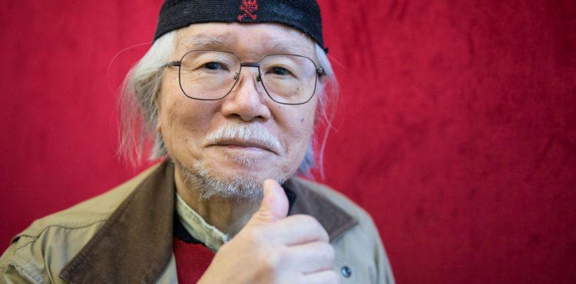 Leiji Matsumoto è stato dimesso dall'ospedale di Torino