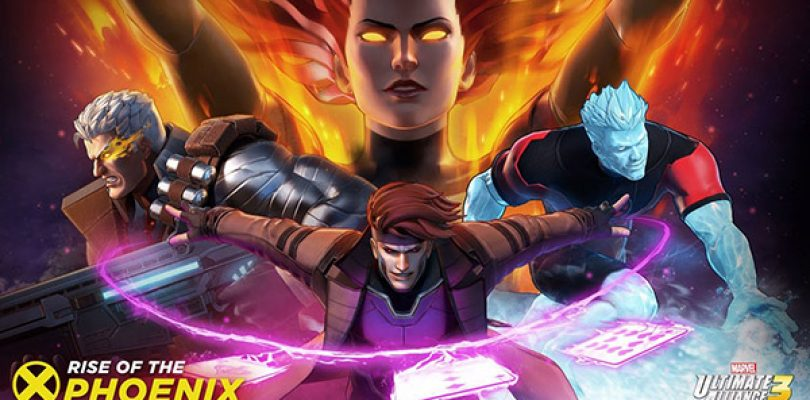 MARVEL ULTIMATE ALLIANCE 3: il DLC 'Rise of the Phoenix' arriverà il 23 dicembre