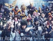 My Hero Academia: video promozionale e nuove visual per lo spettacolo teatrale