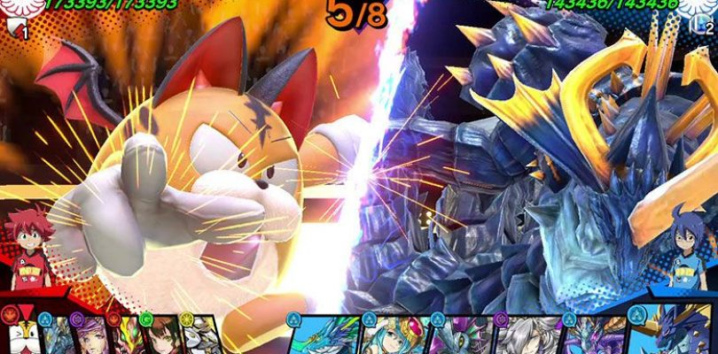 Puzzle & Dragons GOLD riceve un trailer in lingua inglese